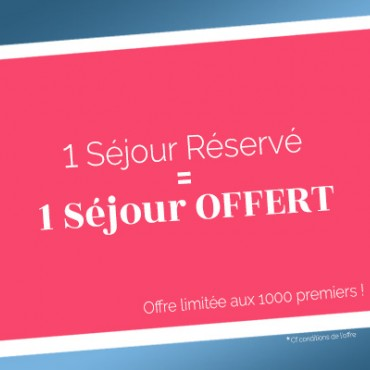 Offre French Days Azureva