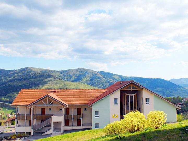 village vacances bussang residence location ete montagne