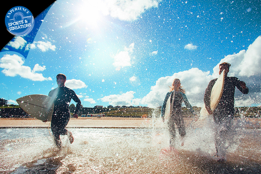 vacances a theme sports et sensations anglet